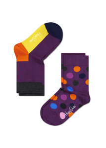 2-pack big dot van Happy Socks type KBD02-509