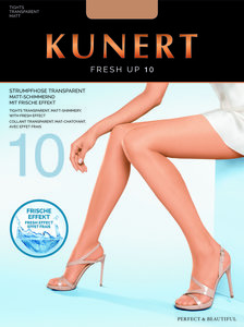 Fresh Up 10 Kunert panty (315500)