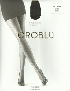 Adelle 20 Oroblu panty dots